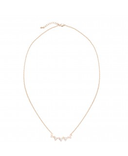 Simy Necklace - Fine Gold