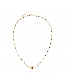 Agàm necklace - Fine Gold