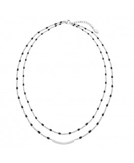 Talià necklace - Fine White...