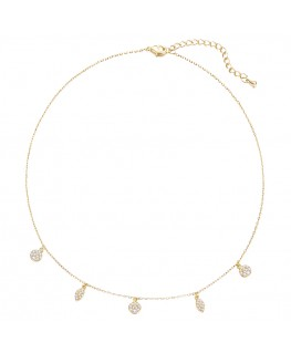 Lesly Necklace - Fine Gold