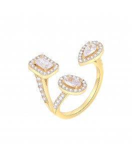 Ring Mely - Fine Gold
