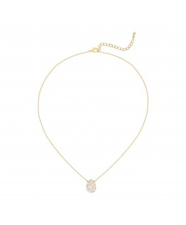 Isia necklace - Fine Gold